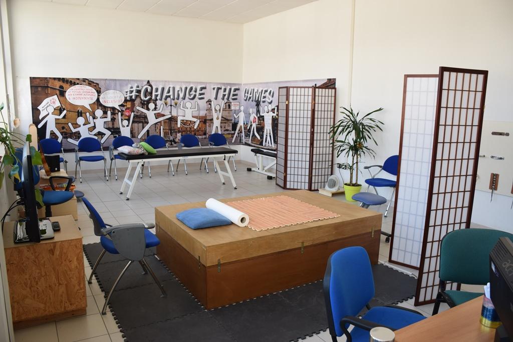 Riabilitazione Università Chieti-Pescara